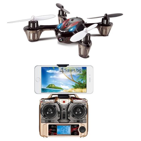 Мини дрон Holy Stone F180W с FPV HD камера и 3D акробатика 13