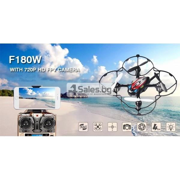 Мини дрон Holy Stone F180W с FPV HD камера и 3D акробатика 14