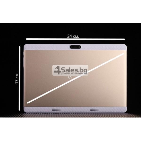 Таблет 11 инча с 4G, GPS, 2 SIM карти и 4GB RAM N119 3