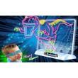 Магическа 3D дъска за рисуване със светлини и цветни маркери TV106 2