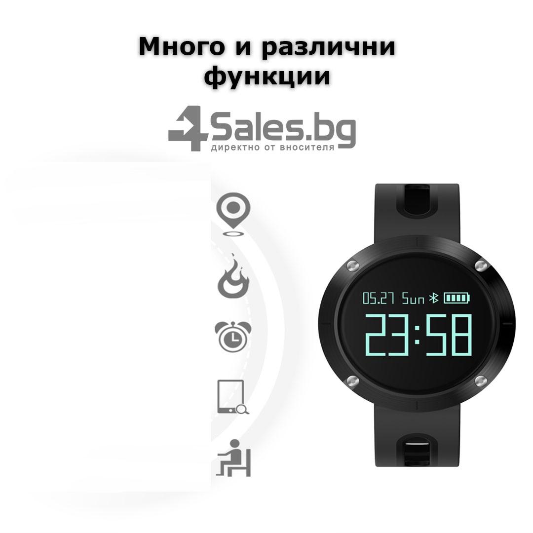 Спортен часовник DM58 с измерване на сърдечния ритъм и кръвното налягане, SMW23 17