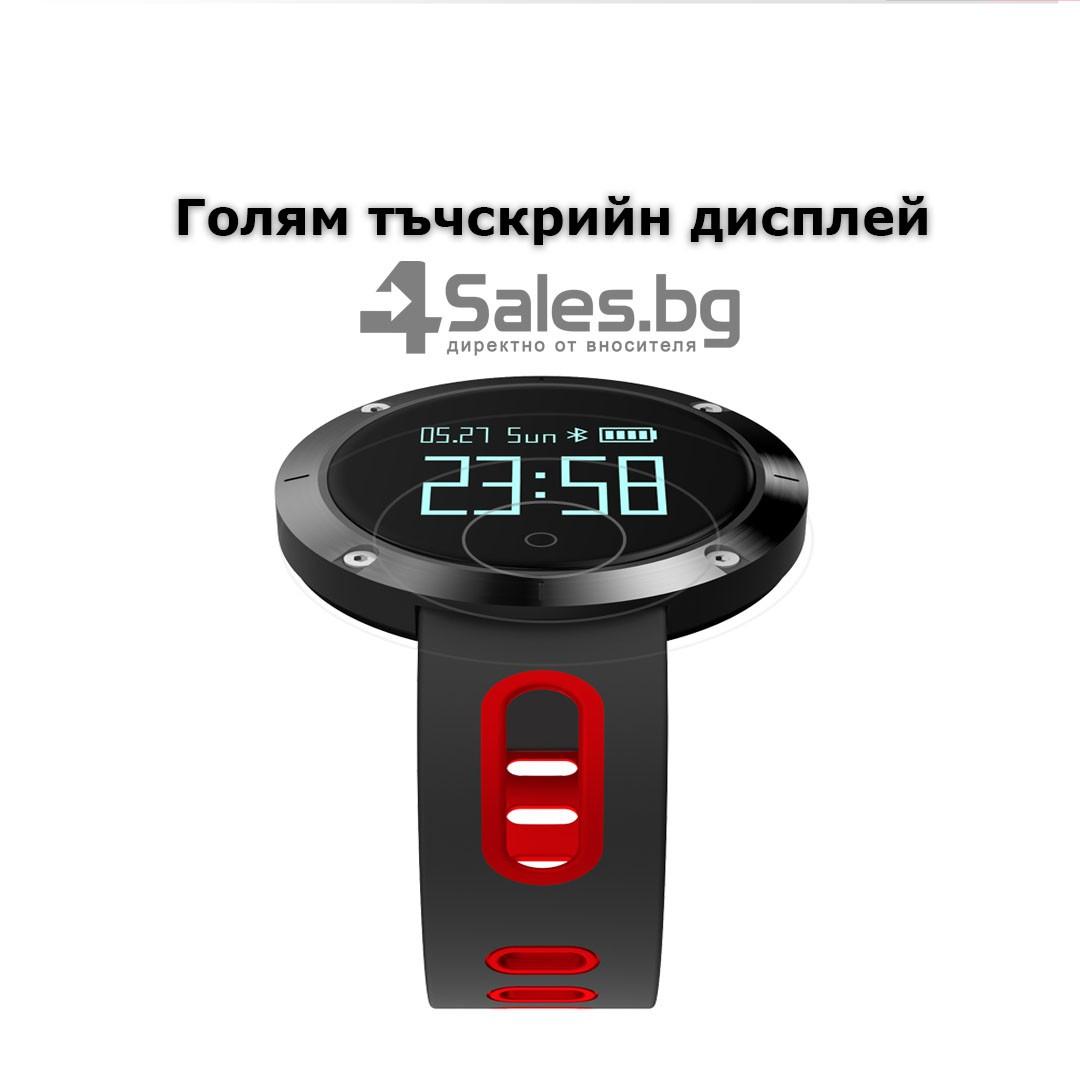Спортен часовник DM58 с измерване на сърдечния ритъм и кръвното налягане, SMW23 20