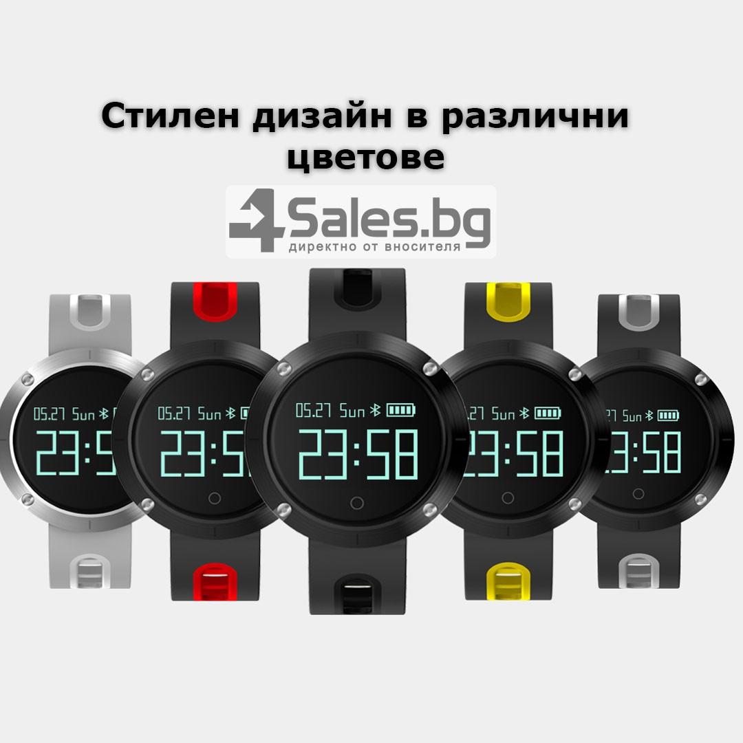 Спортен часовник DM58 с измерване на сърдечния ритъм и кръвното налягане, SMW23 21