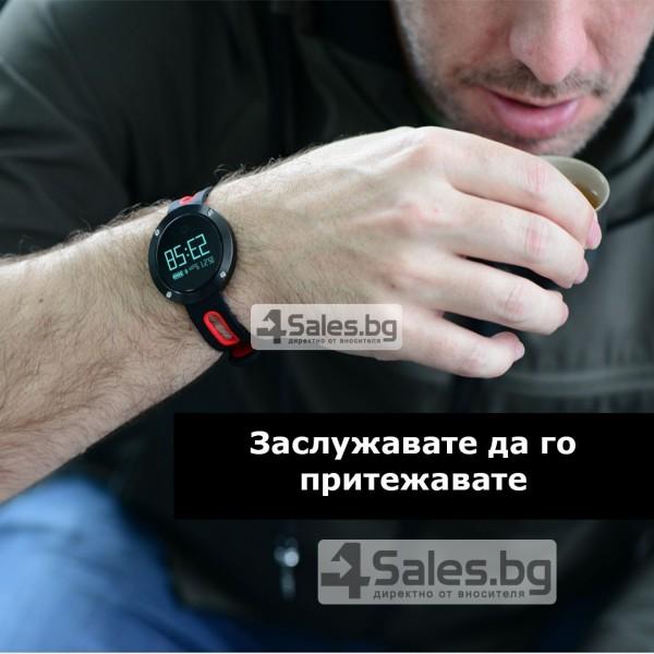Спортен часовник DM58 с измерване на сърдечния ритъм и кръвното налягане, SMW23 22