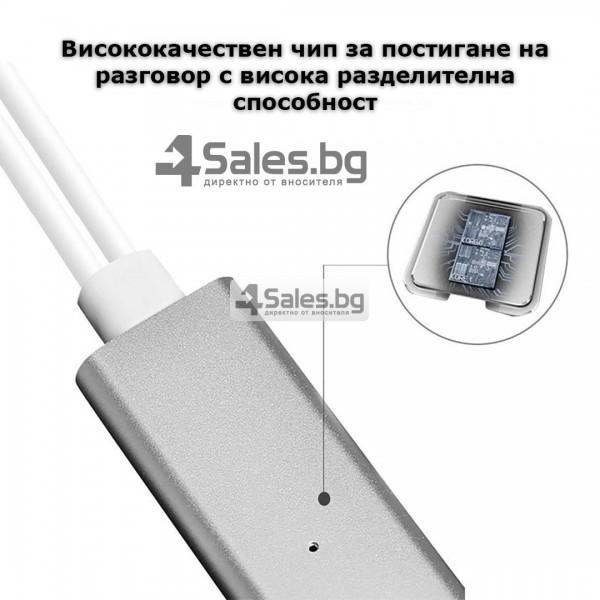 A5-14 Адаптер от Iphone към HDTV CA97 10