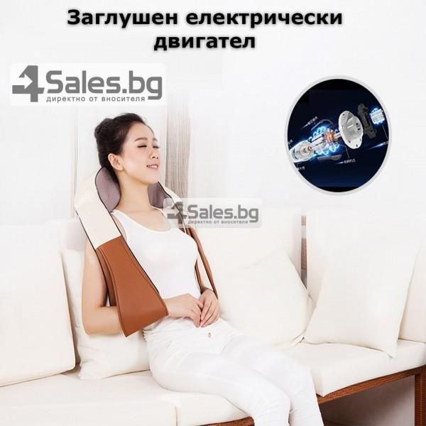 Шиацу масажор за врат и гръб TV94 14