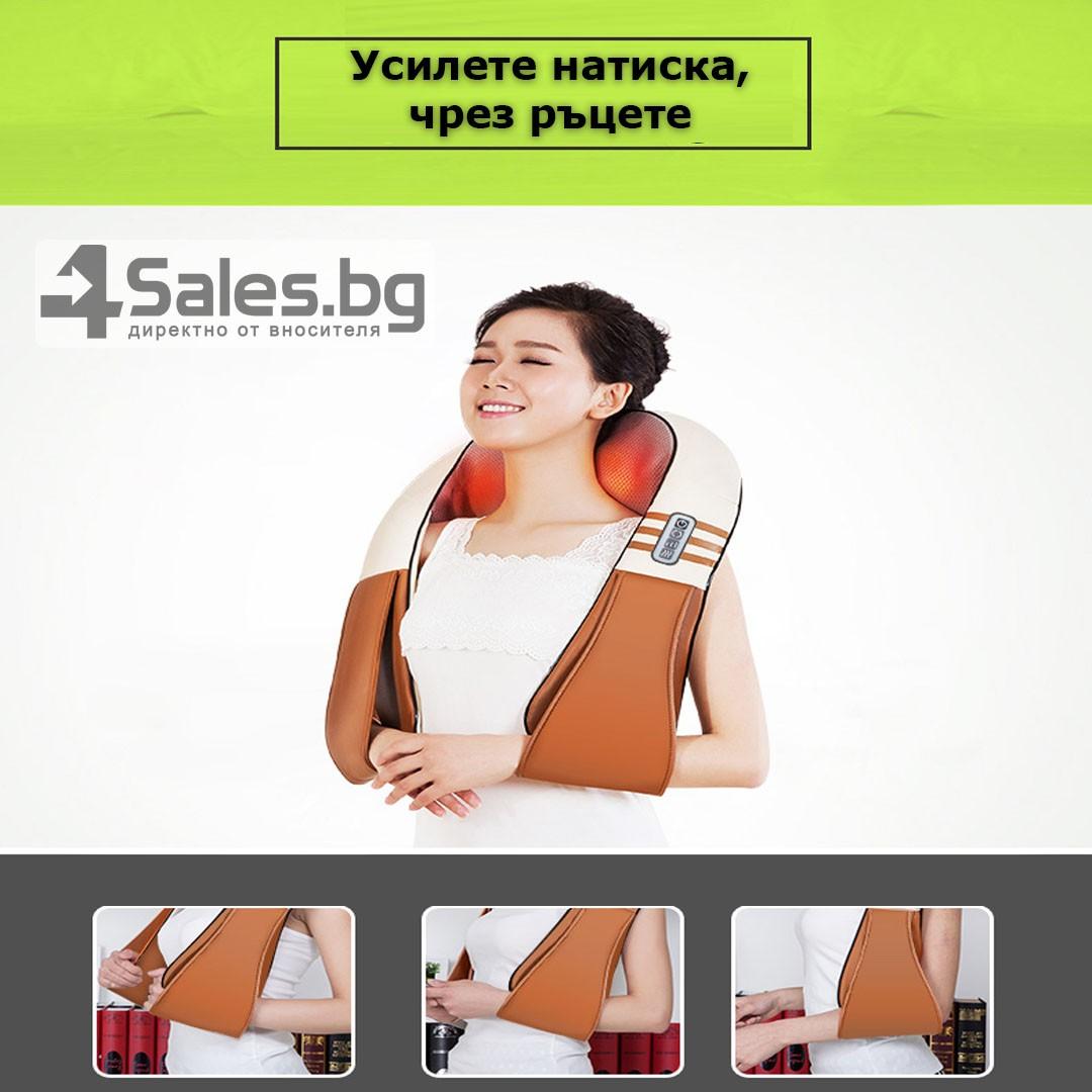Шиацу масажор за врат и гръб TV94 17