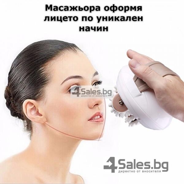 Мини антицелулирен масажор TV96 14
