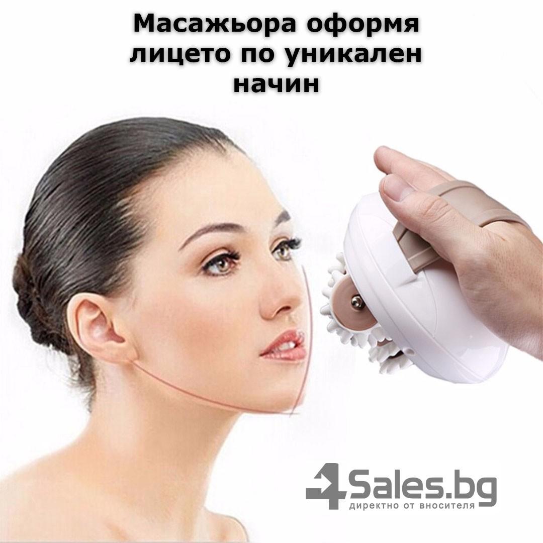Мини антицелулирен масажор TV96 15