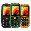 Противоударен телефон-фенер с Power Bank батерия, 2 SIM карти ОЕМ C9 3