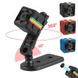 Удароустойчива мини екшън камера с HD резолюция и сензор за движение SC11 2