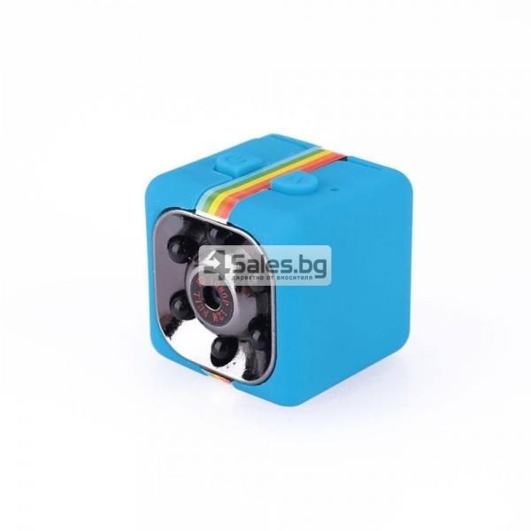 Удароустойчива мини екшън камера с HD резолюция и сензор за движение SC11 6