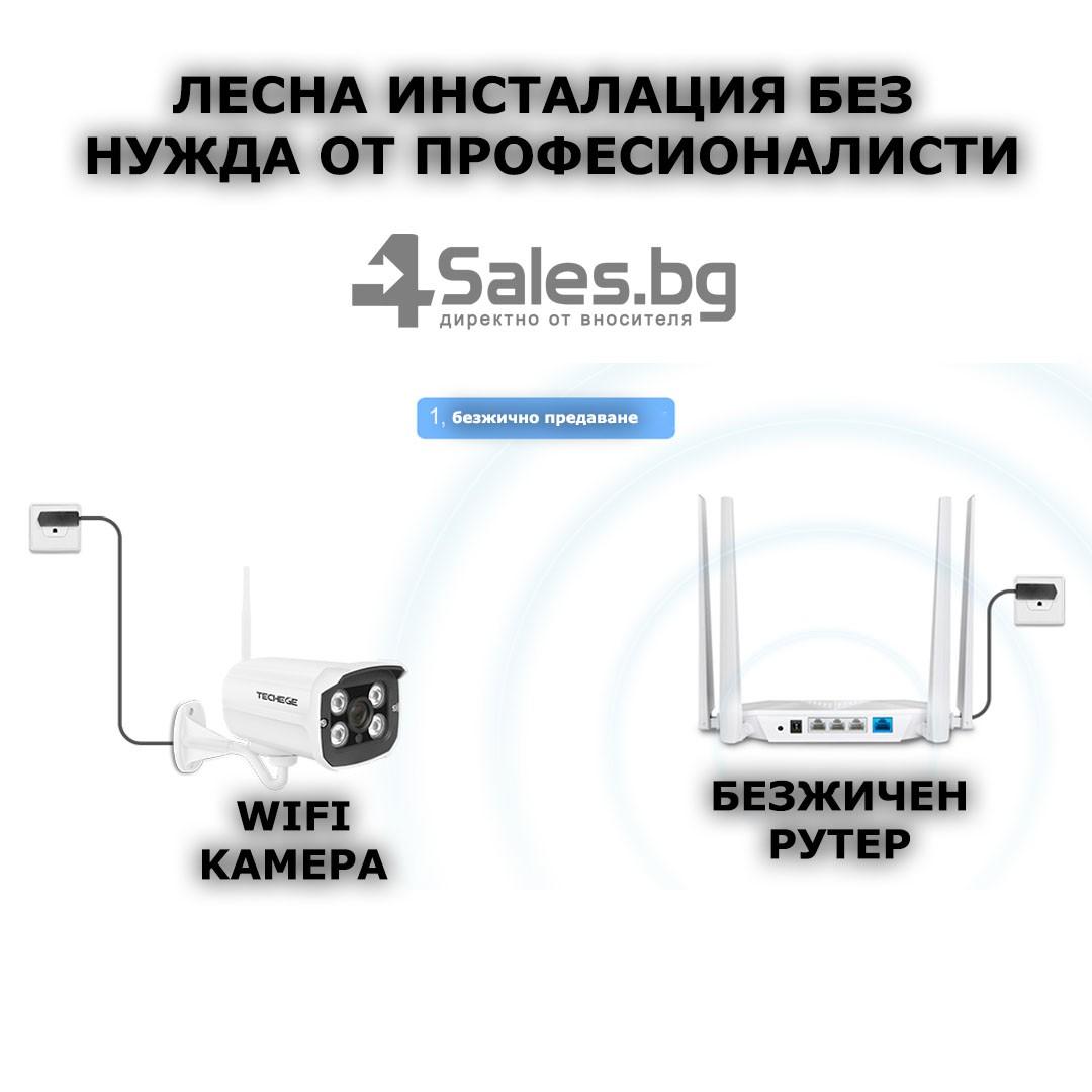IP камера за видео наблюдение с Wi-Fi IP5 21