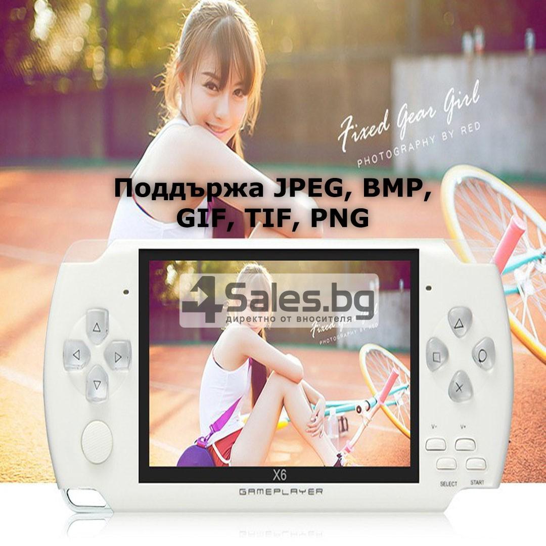 Конзола за игри с 8 GB памет, 4,3 инча дисплей PSP21 17