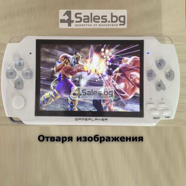 Конзола за игри с 8 GB памет, 4,3 инча дисплей PSP21 18