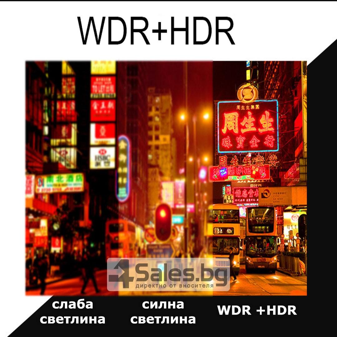 Видеорегистратор тип огледало за задно виждане DVR JPG 1080 P -8Mpx AC25 21