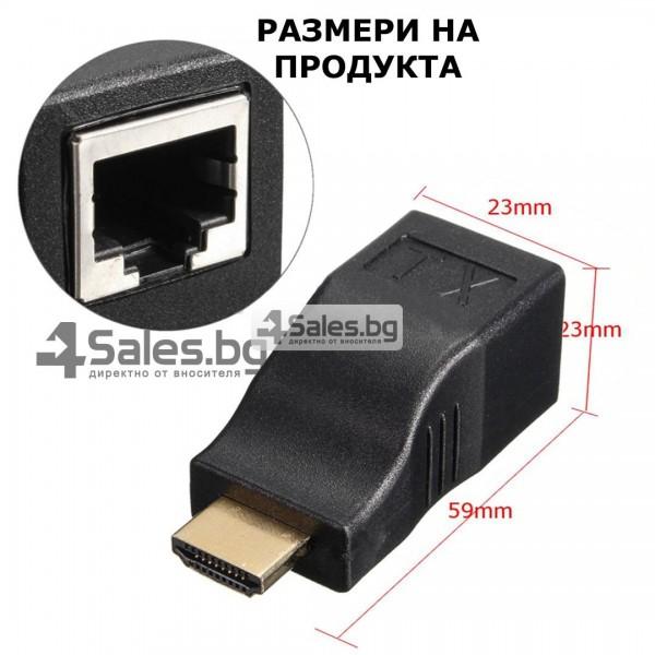 Чифт удължители за HDMI, OXA CA51 11