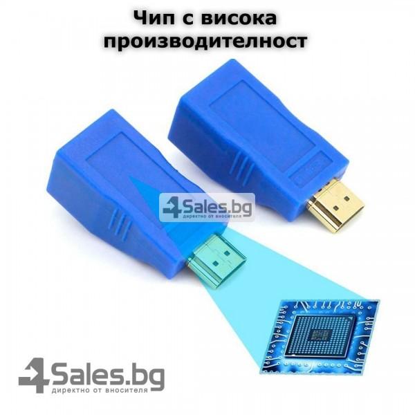 Чифт удължители за HDMI, OXA CA51 16