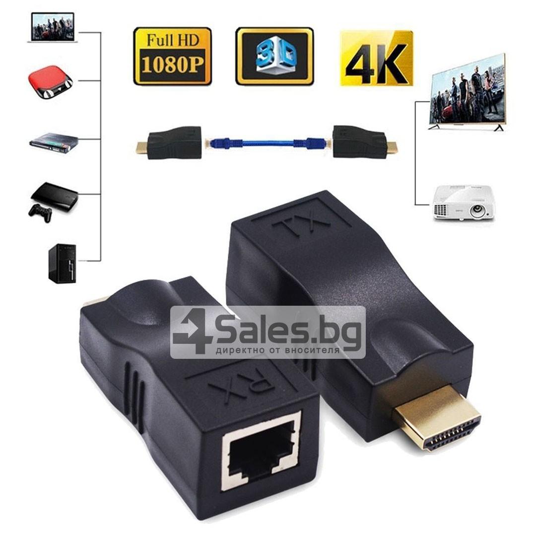 Чифт удължители за HDMI, OXA CA51 18
