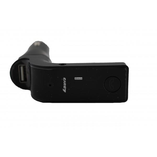 Фм трансмитер за кола 4 в 1 G7 + AUX ( FM, MP3 player, USB hands free) HF3 18