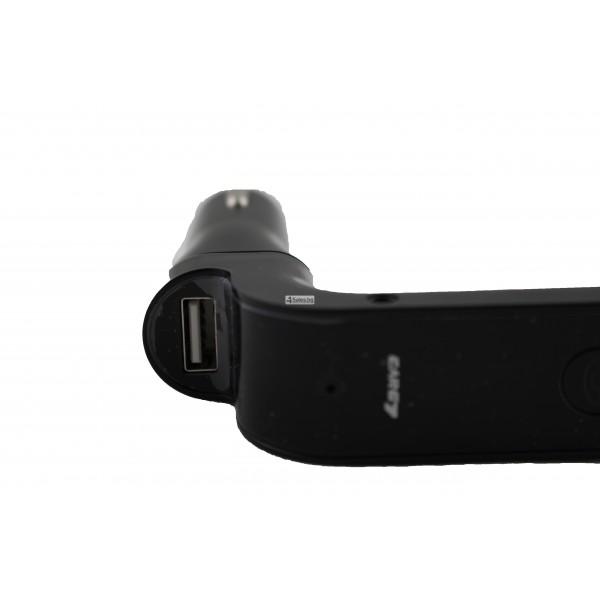Фм трансмитер за кола 4 в 1 G7 + AUX ( FM, MP3 player, USB hands free) HF3 19