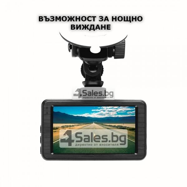 12MPX HD Автомобилна камера с възможност за нощно виждане AC37 14