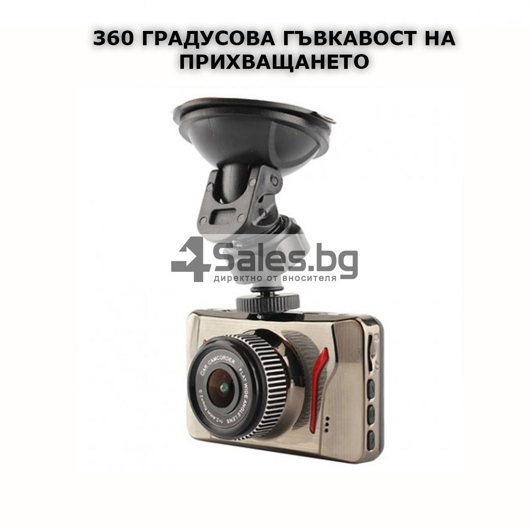 12MPX HD Автомобилна камера с възможност за нощно виждане AC37 18