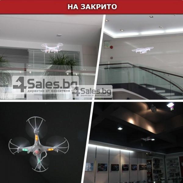 Квадрокоптер Syma X5C-1 Explorers 2.4GHz радиоконтрол 4CH 650mAh 29