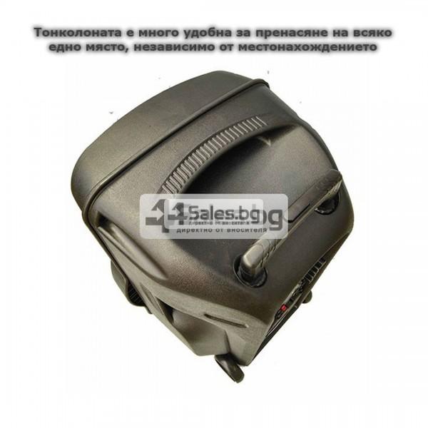 Тонколона Mozhirin SA8600-6 - 15 инча с 2 микрофона и цветомузика 17