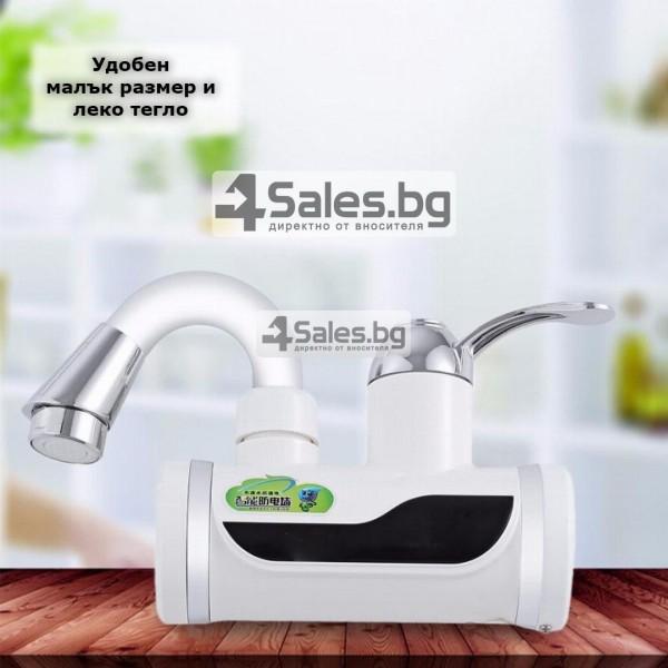 Смесител за вода с нагревател за мигновено загряване 3000W TV69 18