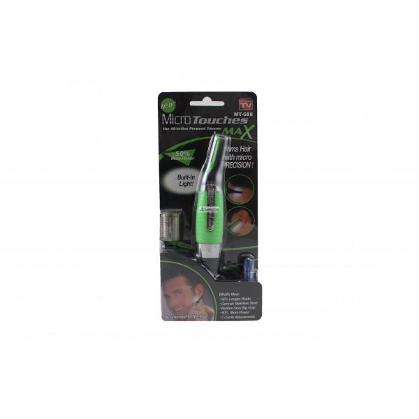 Мултифункционален тример за тяло нос уши - Micro TouchMax TV8 10