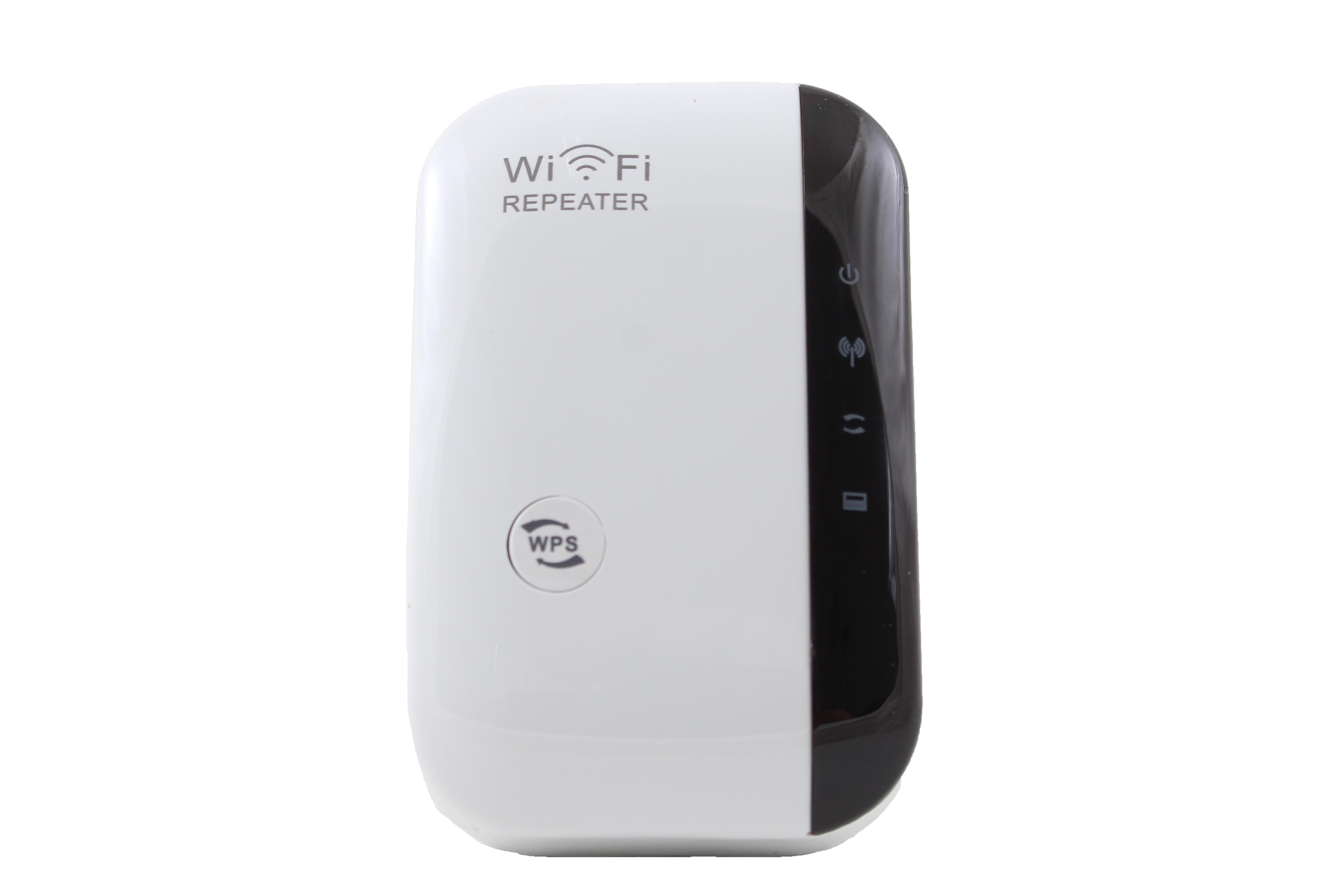 Безжичен ретранслатор на Wi-Fi сигнал с вграден усилвател WF13 17