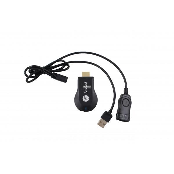 WiFi TV stick Anycast Безжично свързване на телефон, таблет с телевизор CA80 11