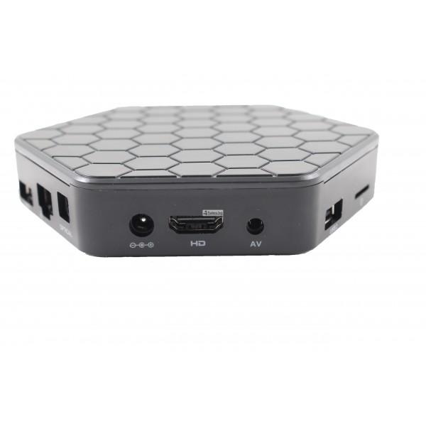 Vontar T95Z BOX TV с безжична 5G WI FI и Bluetooth връзка и 4K качество видео 9