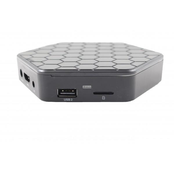 Vontar T95Z BOX TV с безжична 5G WI FI и Bluetooth връзка и 4K качество видео 10
