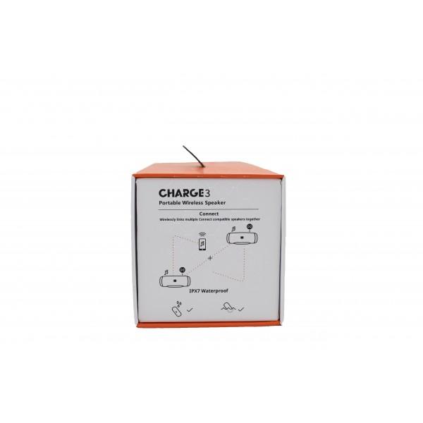 Водоустойчива Bluetooth колонка с издържлива батерия Charge 3 4