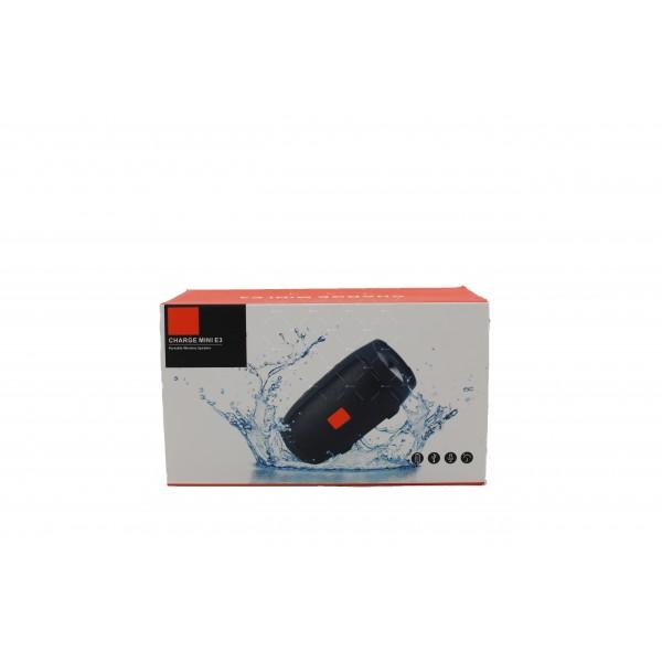 Малка колонкас Bluetooth и издържлива батерия Charge Mini E3
