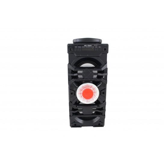 Преносима Bluetooth колонка с два говорителя и цветомузикаMS-190BT