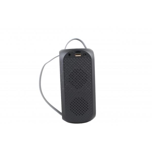 Bluetooth колонка с издръжлива батерия, FM радио, флашка, USB, Bluetooth J 29