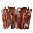 Богат комплект от 22 броя козметични четки Maange HZS30 6