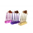 Ретро колекция козметични четки с поставка Maange HZS27 6