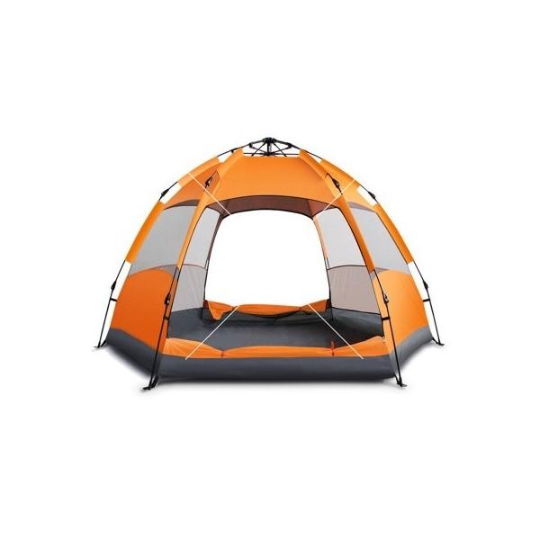 Водоустойчива Палатка за къмпинг Bread Tree във формата на хексагон PALAT4 1
