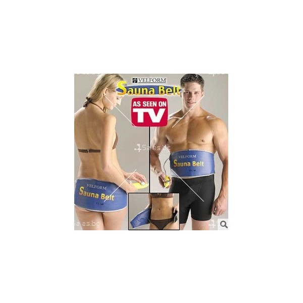 Сауна колан за отслабване TV114 3