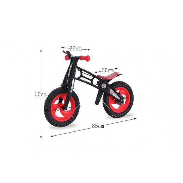 Детски велосипед - скутер с плъзгащ се педал 2