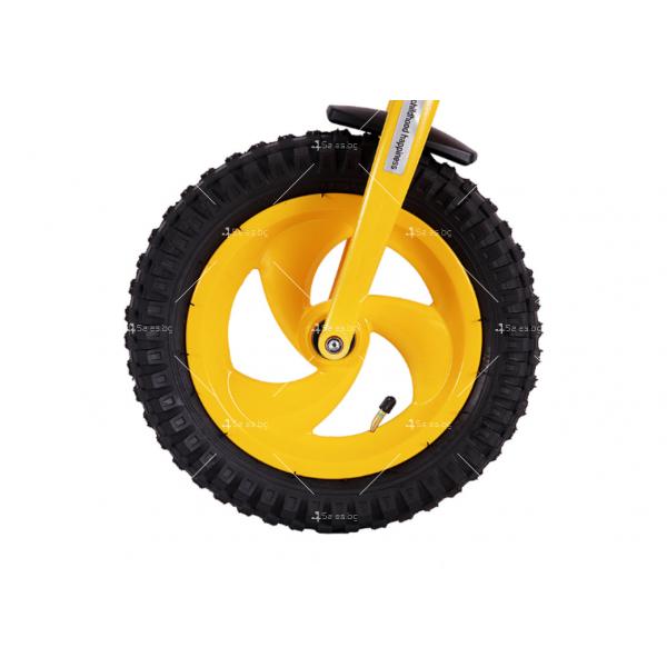 Детски велосипед - скутер с плъзгащ се педал 3
