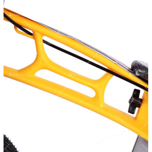 Детски велосипед - скутер с плъзгащ се педал 4