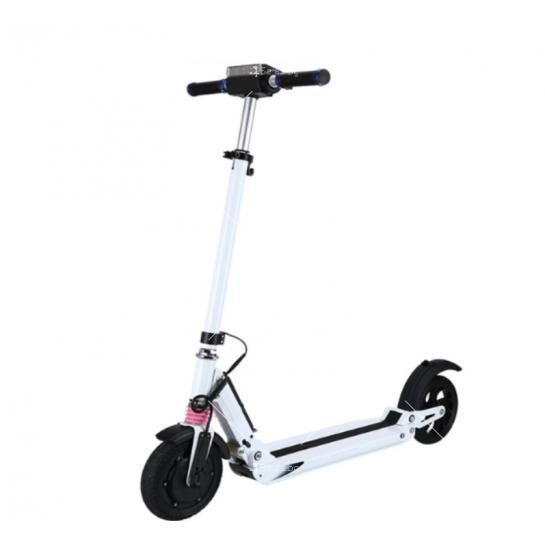 Електрически сгъваем скутер с 8 инчови гуми