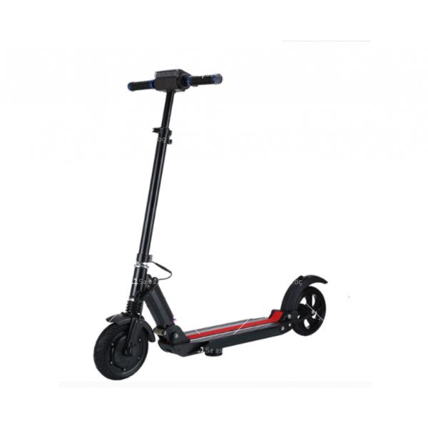 Електрически сгъваем скутер с 8 инчови гуми 5