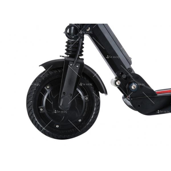 Електрически сгъваем скутер с 8 инчови гуми 8