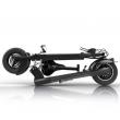 Електрически скутер с 10 инчови гуми сгъваем 2